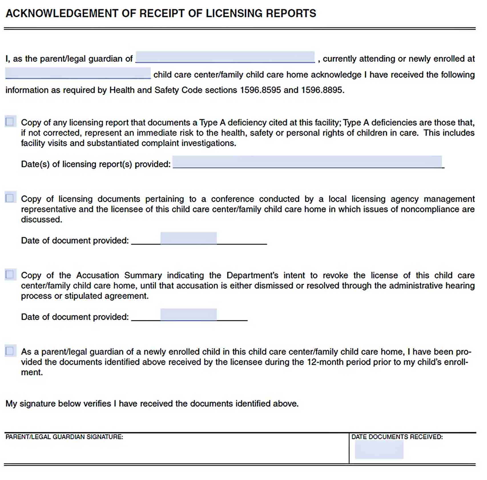 Templates Sample Report