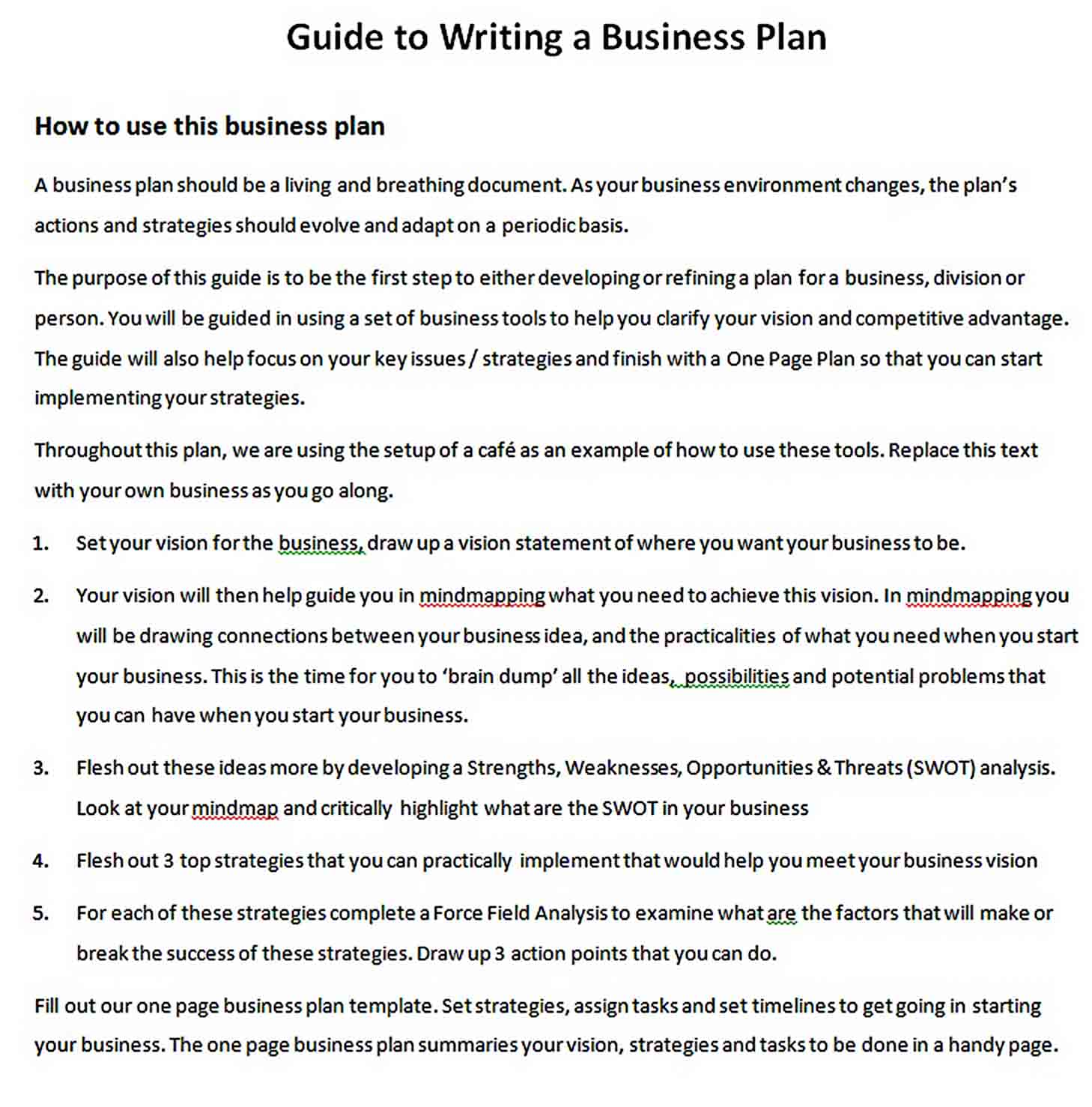 sample business start up costs template sample