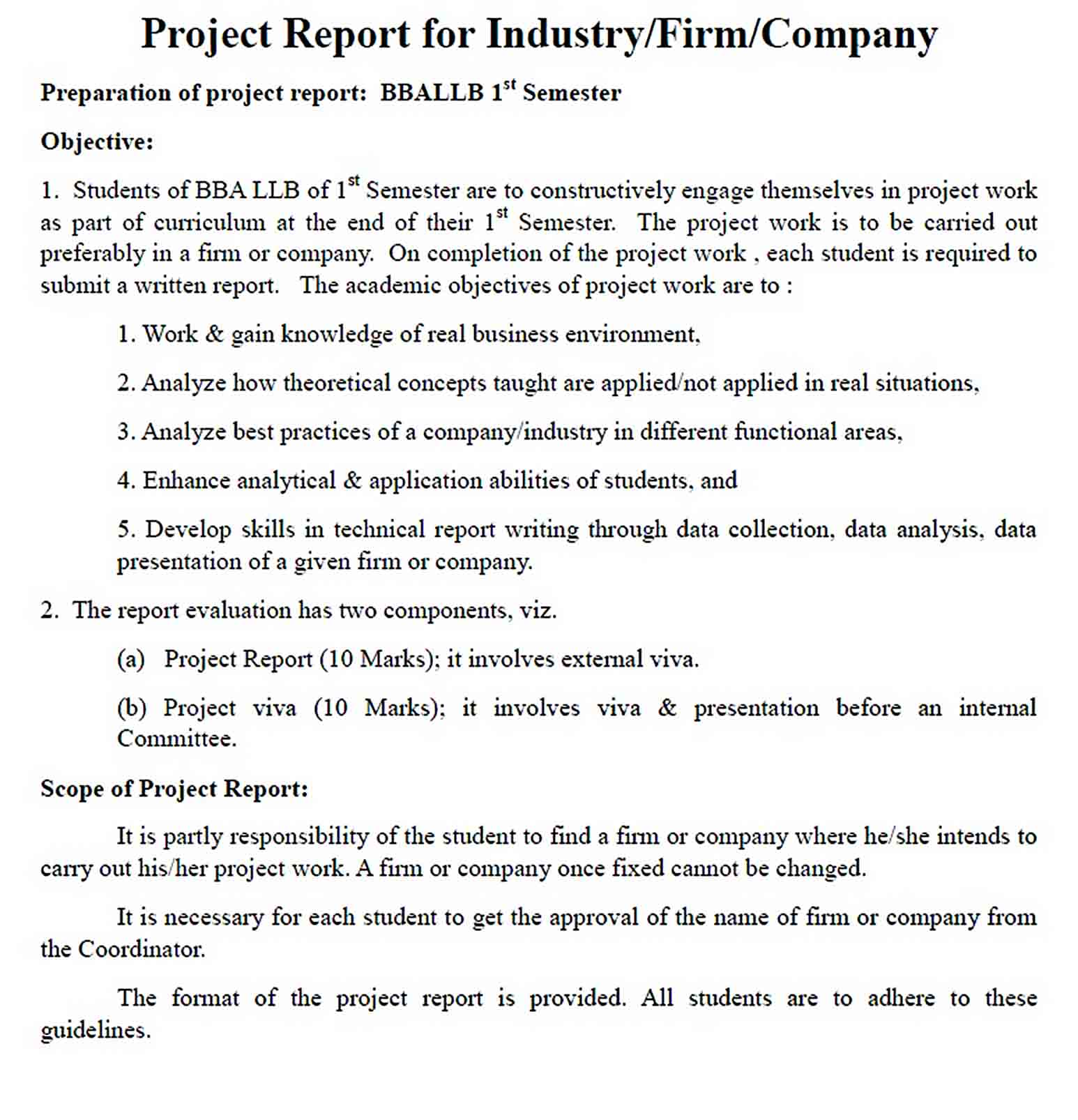 Templates Project Report 1