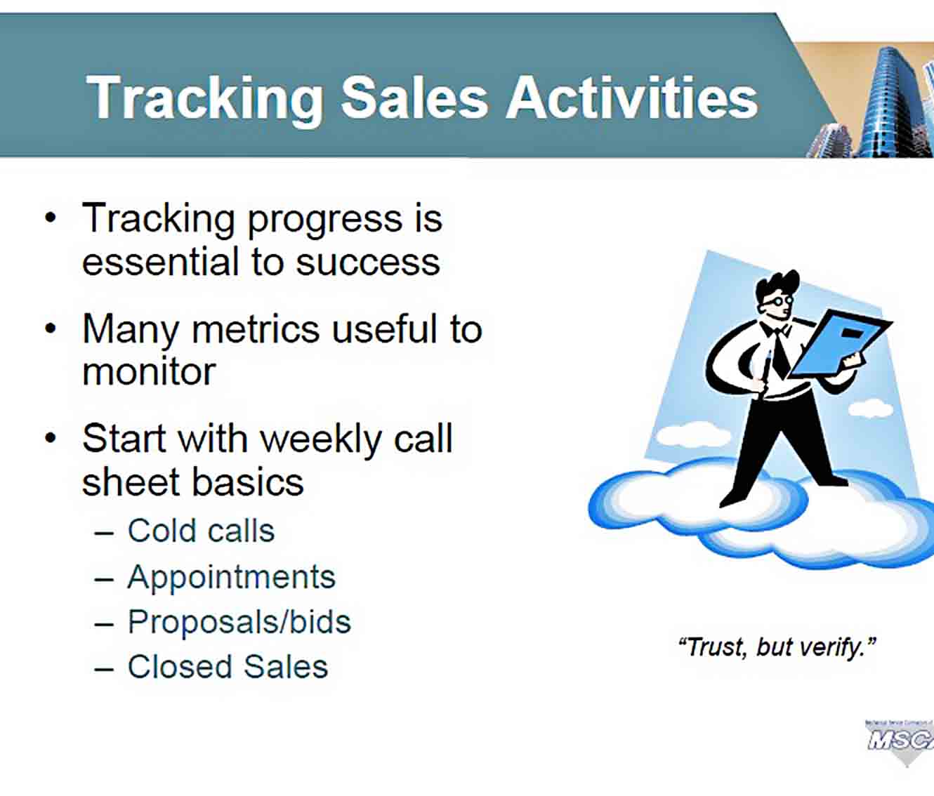 Templates sales activity report